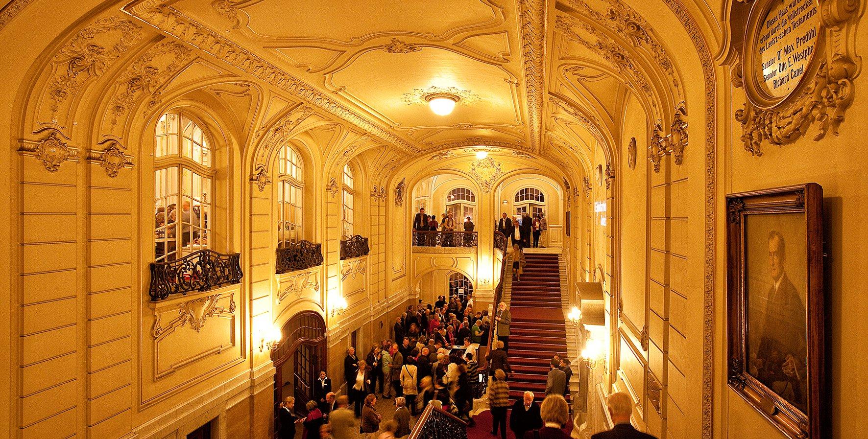 Laeiszhalle Foyer