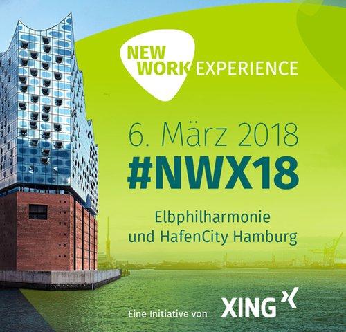 Di 632018 New Work Experience Das Event Für Neues Arbeiten