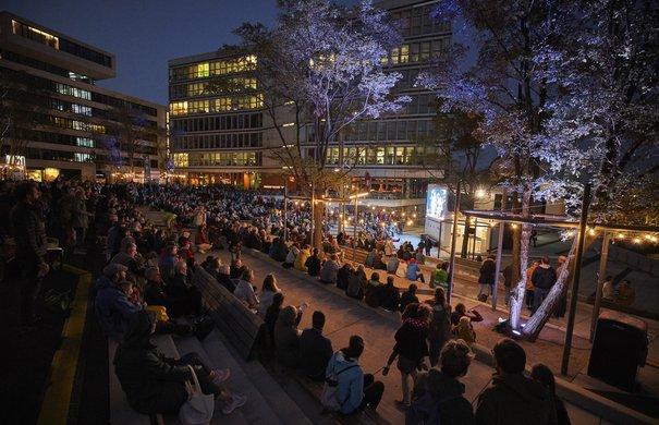 Elbphilharmonie Konzertkino