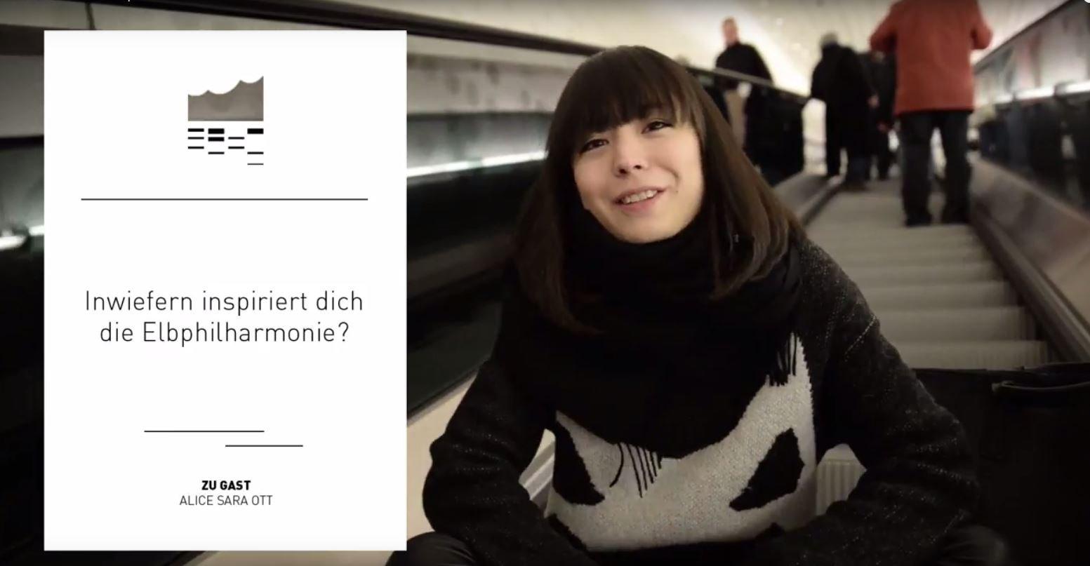 Tube Talk with Alice Sara Ott