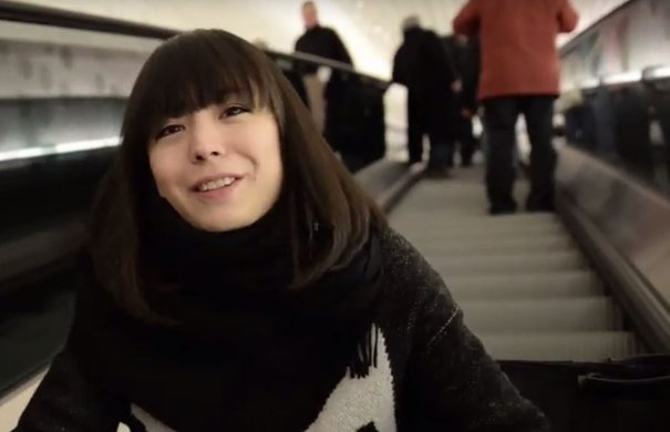Tube Talk with Alice Sara Ott