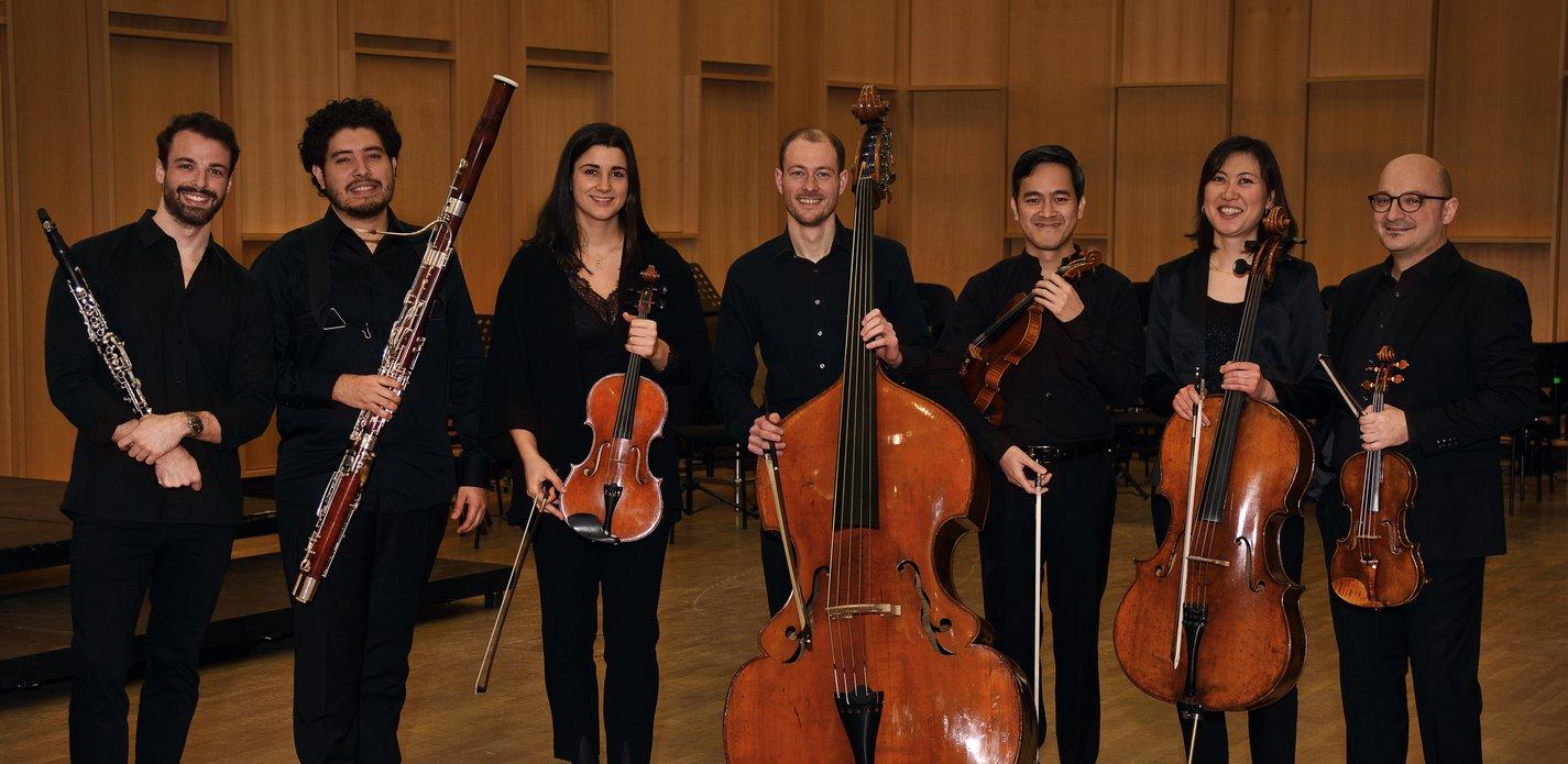 Philharmonisches Kammerkonzert