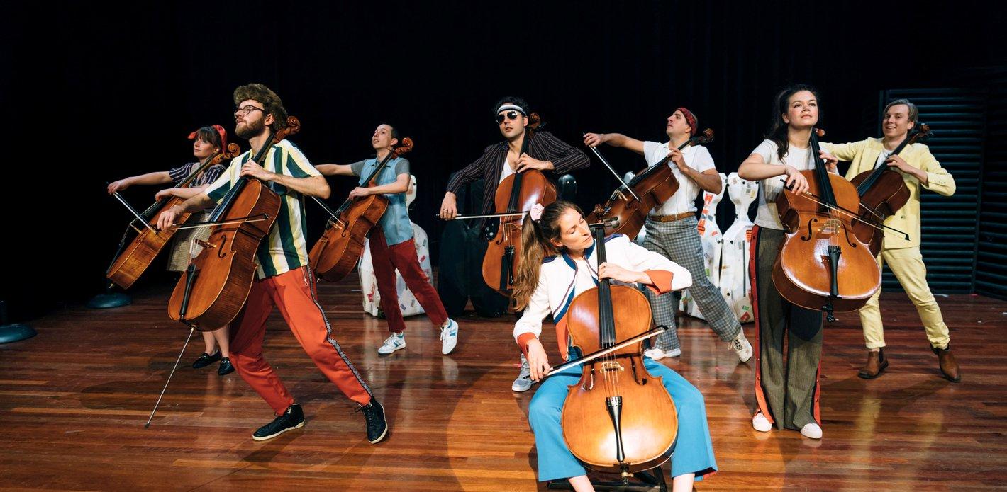 Funkelkonzert L / Cellokrieger
