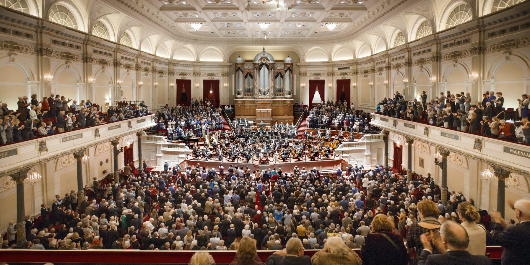 Het Concertgebouw, Grote Zaal