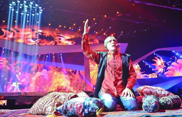 Alim Qasimov, Muğam-Sänger