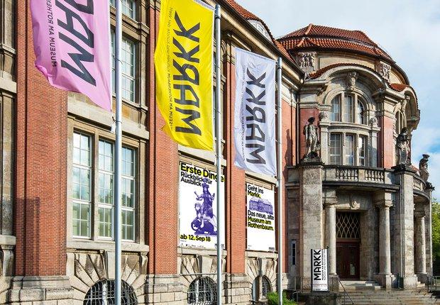 MARKK Museum am Rothenbaum. Kulturen und Künste der Welt