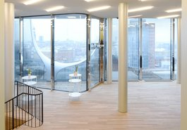 Elbphilharmonie Lounge
