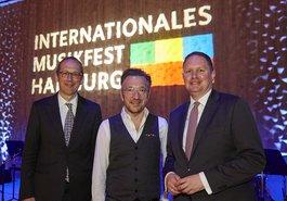 Christoph Lieben-Seutter, Lukas Bärfuss, Dr. Carsten Brosda