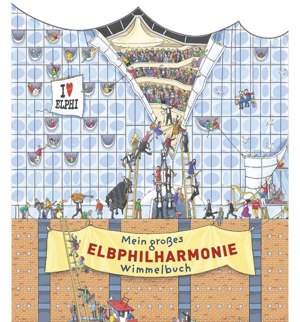 Elbphilharmonie Wimmelbuch