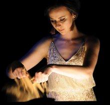 Queen of Sand / Irina Titova