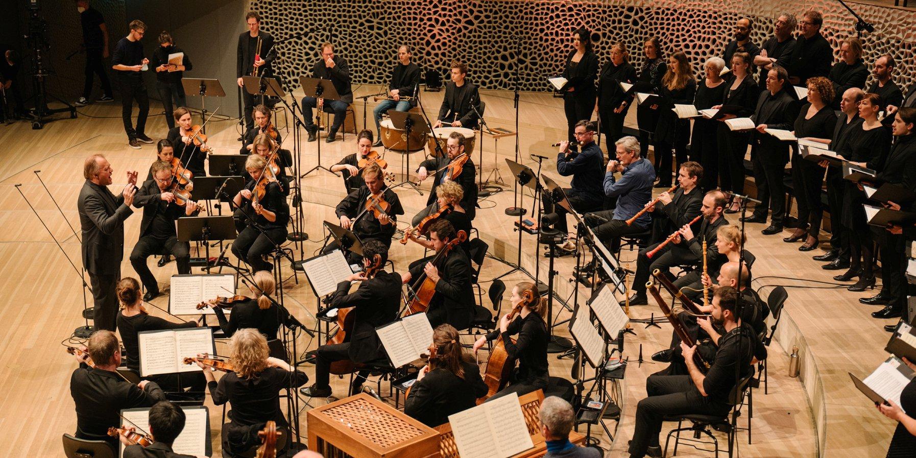 Balthasar-Neumann-Ensemble und -Chor