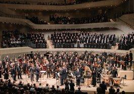 Orchestre de Paris / Chœur de l'Orchestre de Paris / Daniel Harding