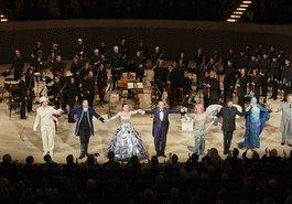 Ugo Guagliardo / Edgardo Rocha / Cecilia Bartoli / Carlos Chausson / Sen Guo / Gianluca Capuano / Irène Friedli / Alessandro Corbelli / Les Musiciens du Prince / Men's Chorus of the Opéra de Monte-Carlo