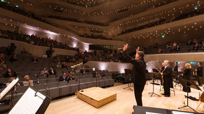 NDR Elbphilharmonie Orchester / Alan Gilbert
