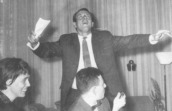 Karlheinz Stockhausen (1962)