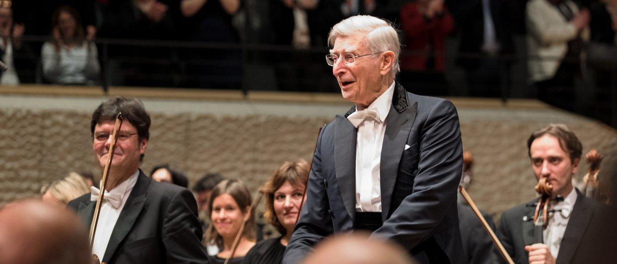 Blomstedt conducts Haydn & Bruckner