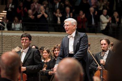 Blomstedt dirigiert Haydn & Bruckner