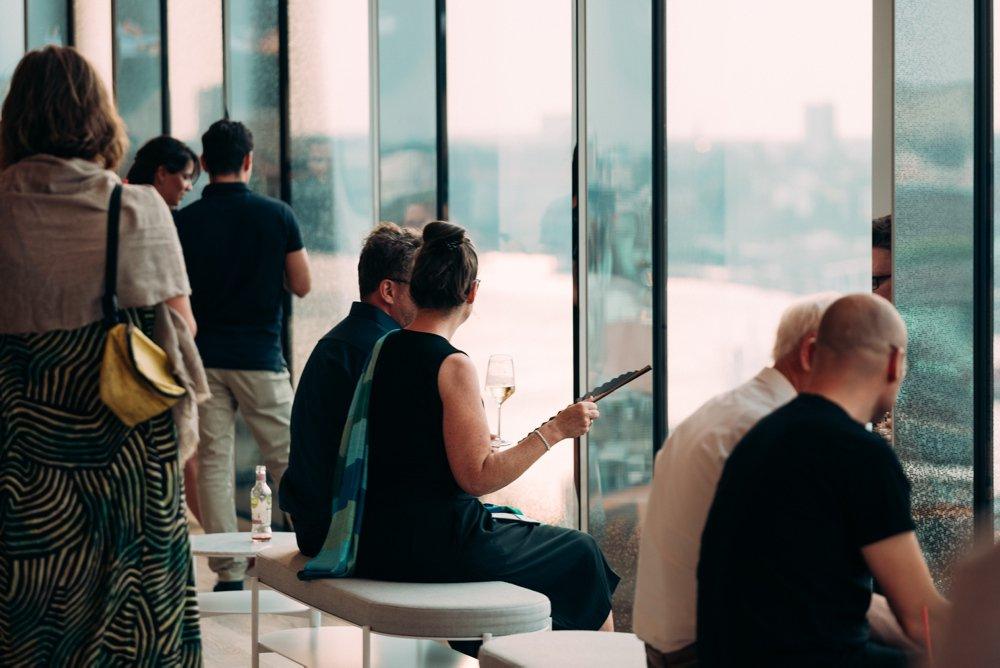 Elbphilharmonie Sommer / Foyer