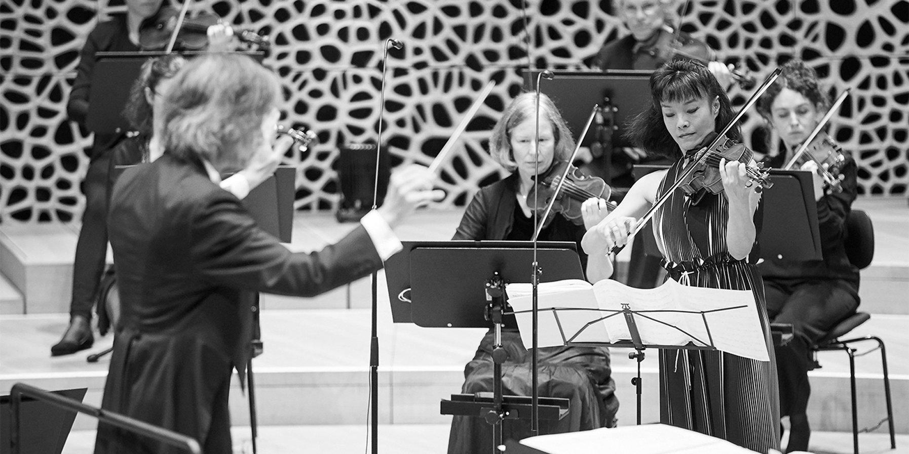 Philharmonisches Staatsorchester / Eröffnungskonzert