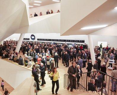Elbphilharmonie / Foyer Großer Saal