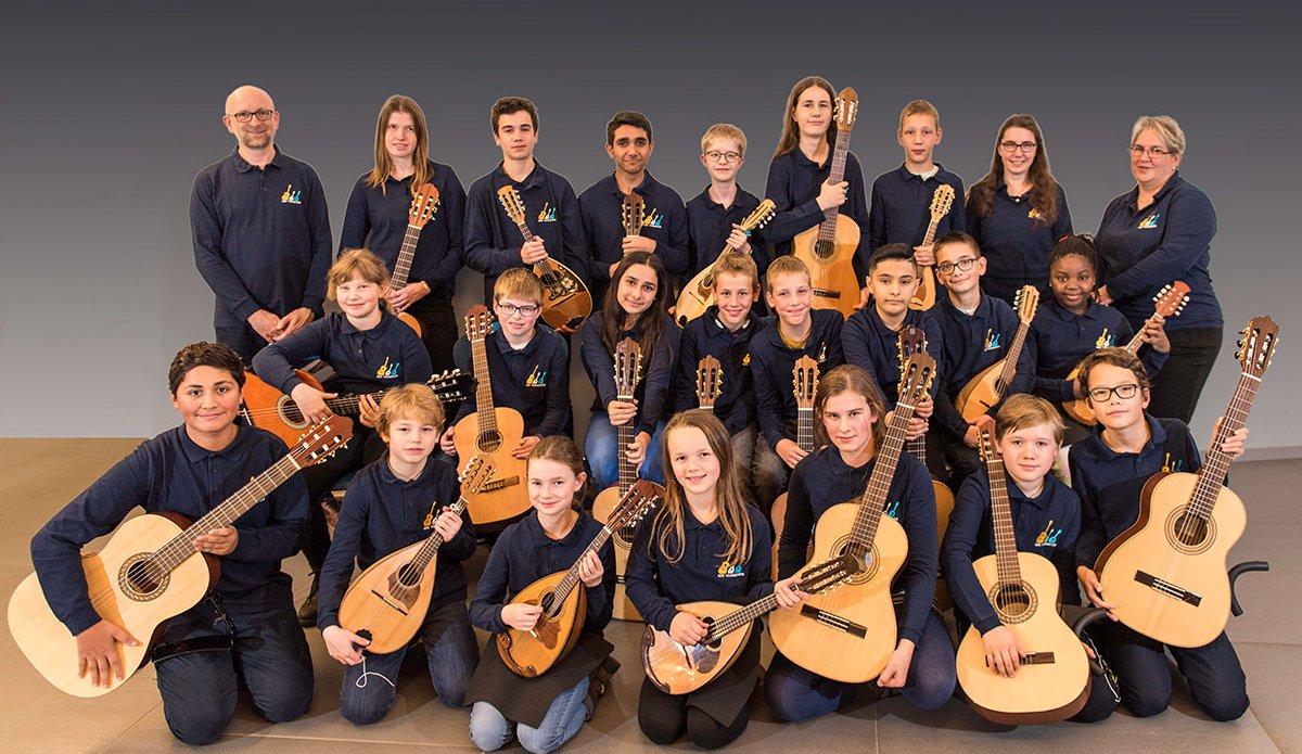 Jugendensemble des Norddeutschen Zupforchesters