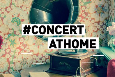 Playlist: Concert at Home