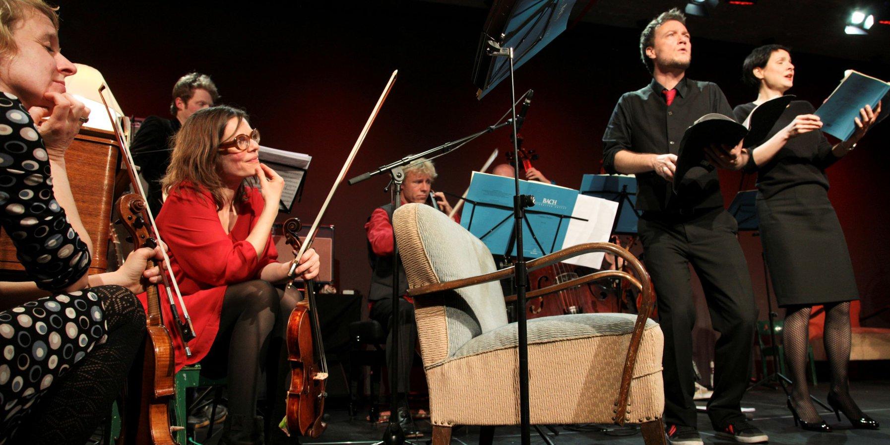Ensemble Resonanz: Weihnachtsoratorium - Elbphilharmonie
