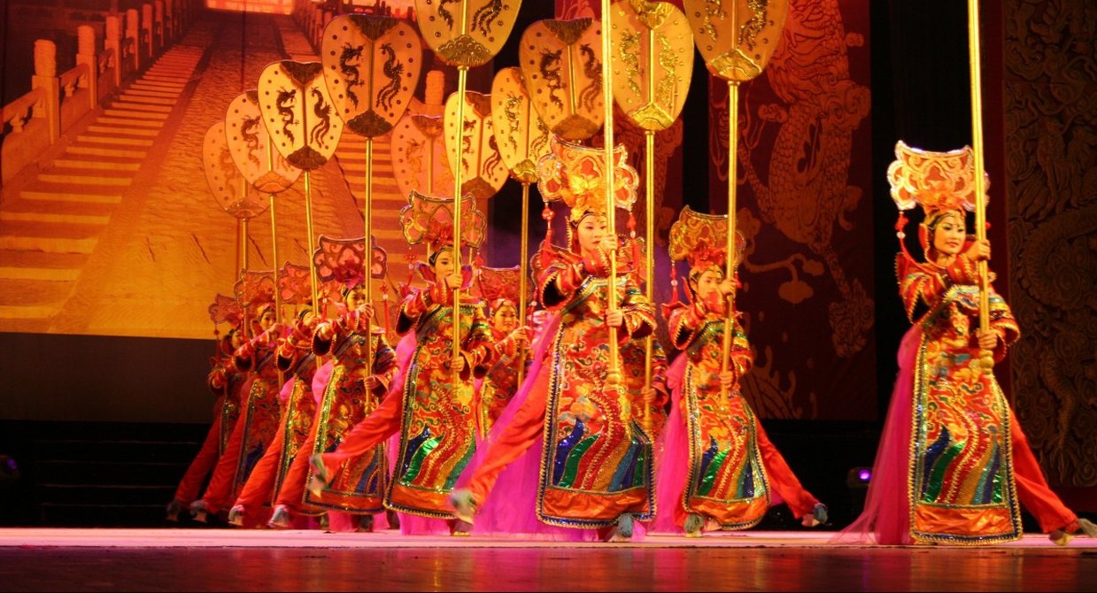 Musiktheater in Peking
