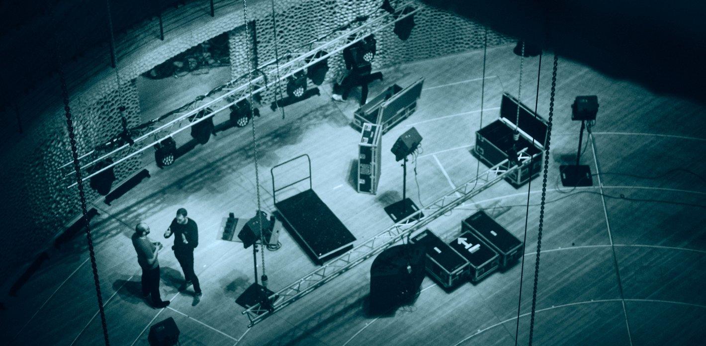 Bühne Großer Saal