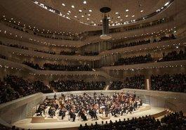 NDR Elbphilharmonie Orchester / Thomas Hengelbrock / Grand Hall
