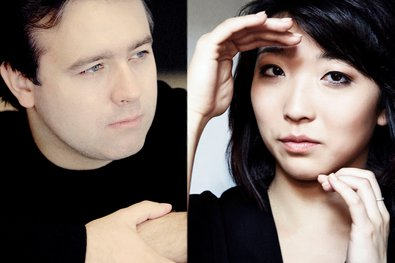 Claire Huangci & Alexei Volodin