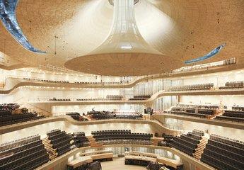 Elbphilharmonie Großer Saal (2016)