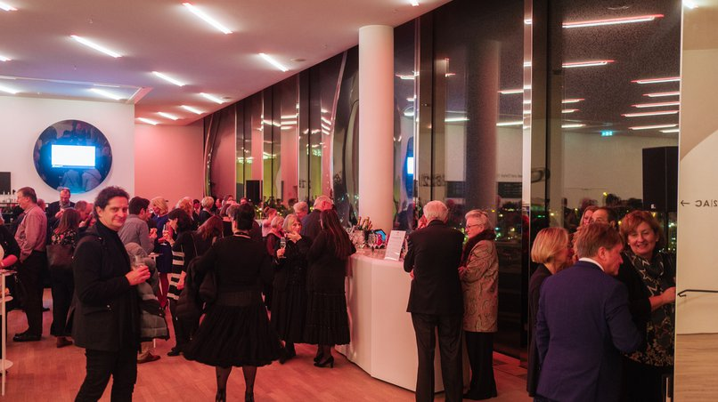 Elbphilharmonie Foyer / Silvester 2017