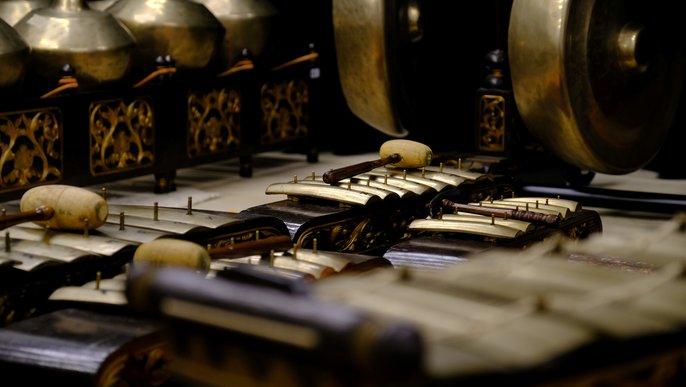 Gamelan at the Elbphilharmonie