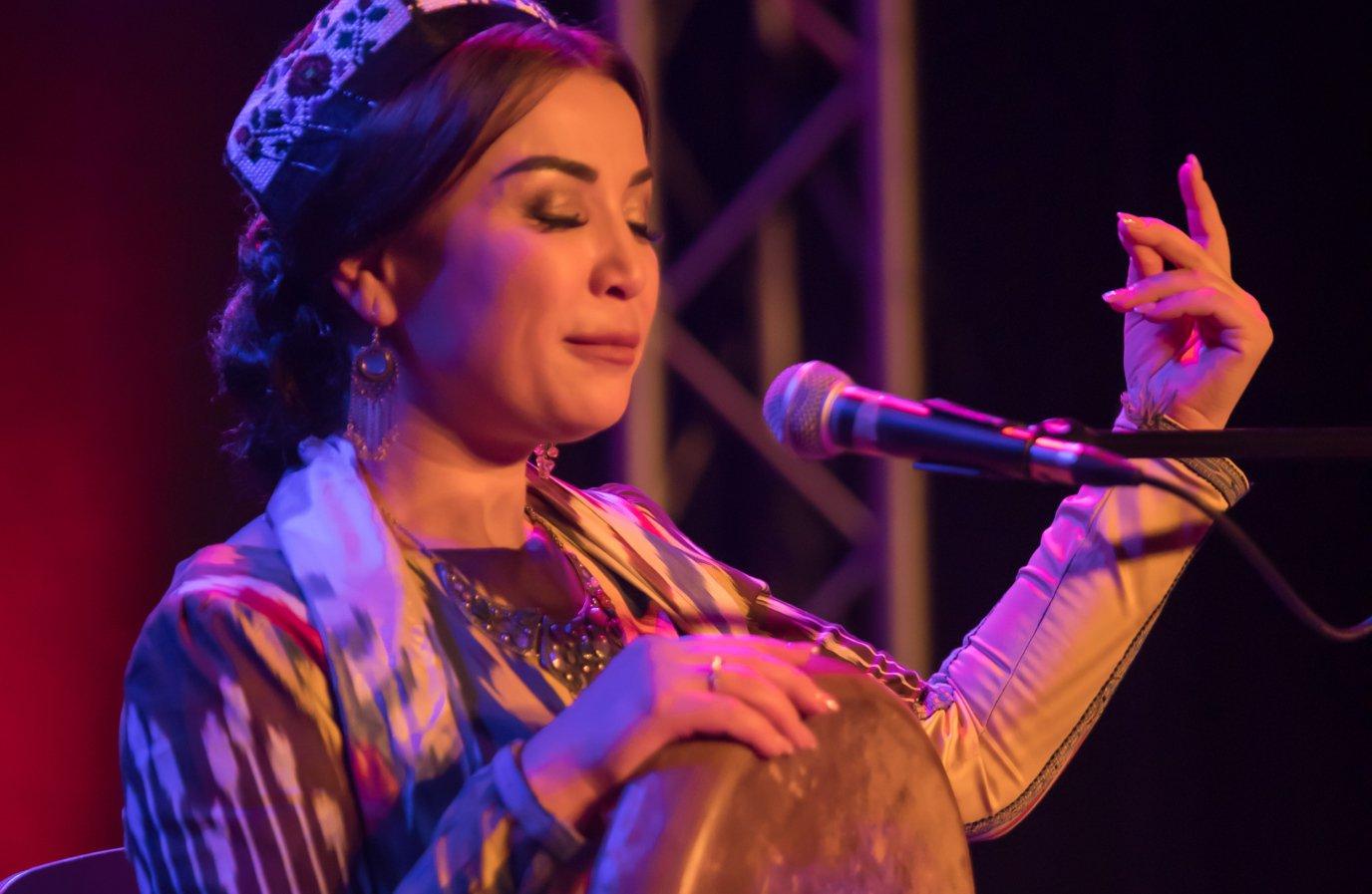 Gulzoda Khudoynazarova