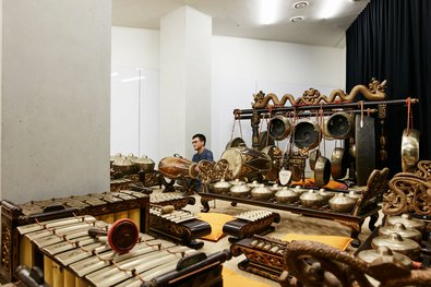 The Elbphilharmonie's Gamelan