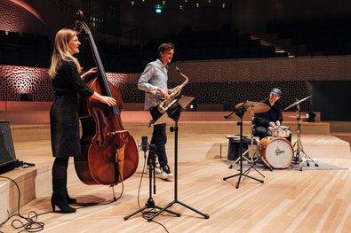 Elphi at Home: Lisa Wulff Trio