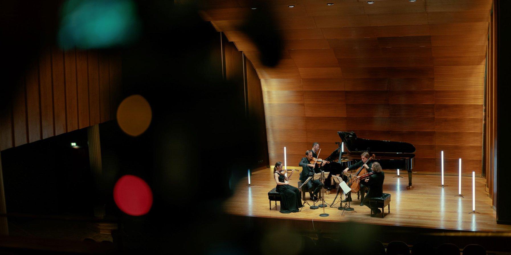 Elbphilharmonie Session in the Laeiszhalle Recital Hall