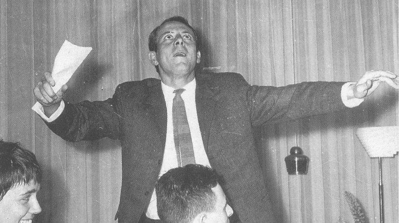 Stockhausen, Serialist der ersten Stunde