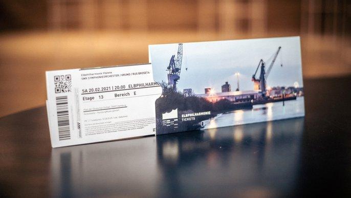 Elbphilharmonie Concert Tickets