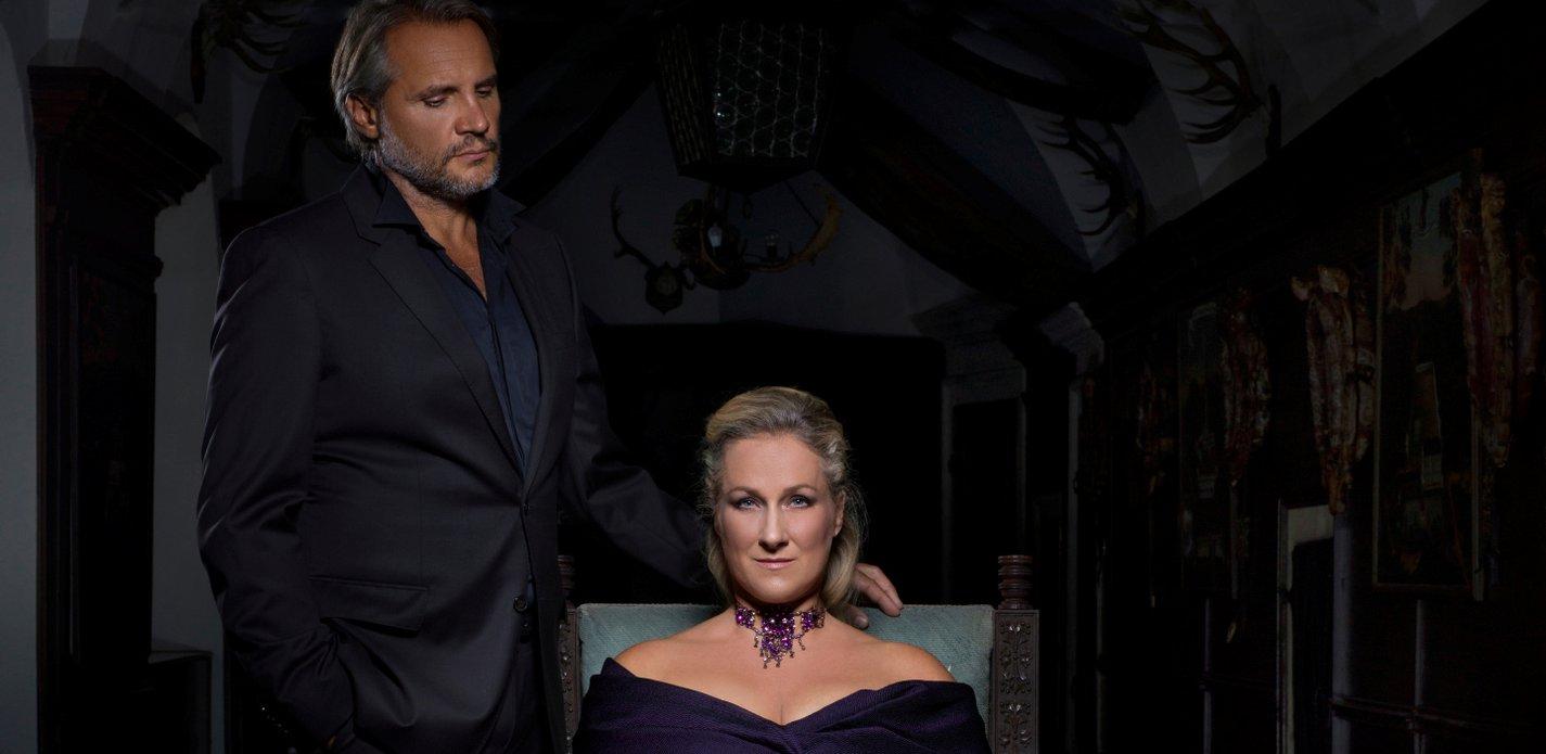 Diana Damrau & Nicolas Testé