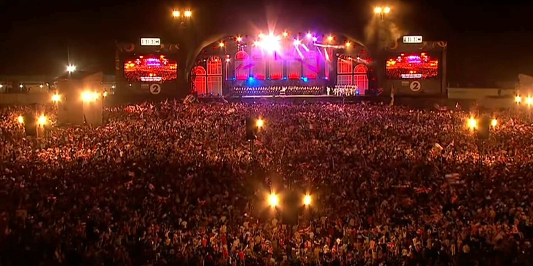 Edgar Elgar's »Land of Hope and Glory« (Last Night of the Proms 2012)