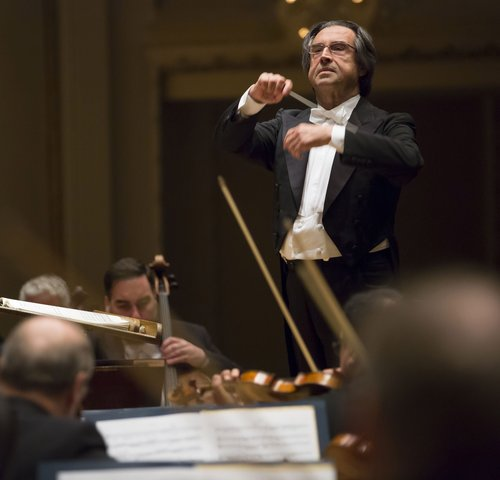 The Chicago Symphony Orchestra / Riccardo Muti
