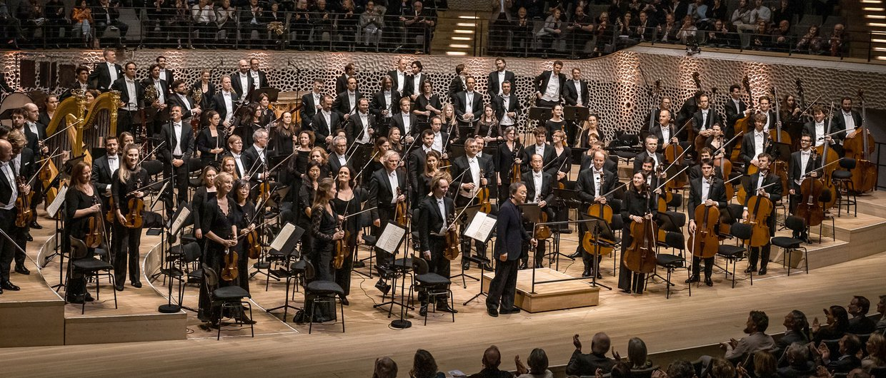 Mahler's Ninth with the Concertgebouworkest