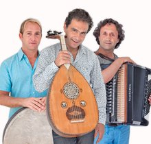 Rabih Abou-Khalil / Luciano Biondini / Jarrod Cagwin