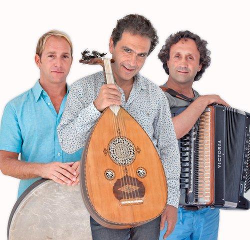 Rabih Abou-Khalil / Luciano Biondini / Jarrod Cagwin