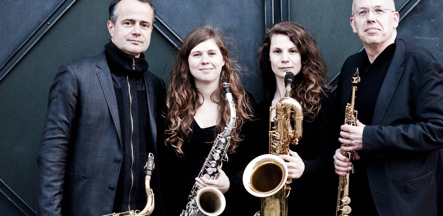 Golem Saxofonquartett