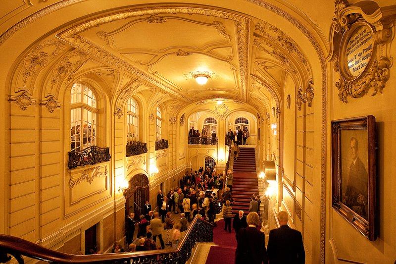 Laeiszhalle Main Foyer