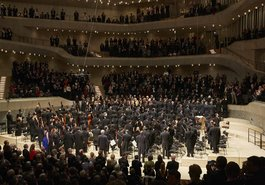 Orquesta Sinfónica Simón Bolívar / Gustavo Dudamel / EuropaChorAkademie