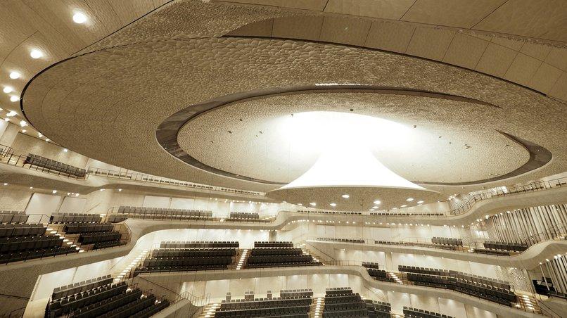 Elbphilharmonie Grand Hall